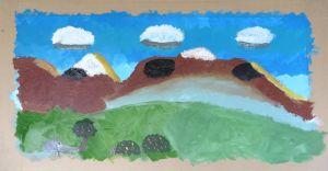 Apprendre à peindre à l'école élémentaire