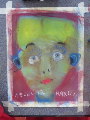 Le portait de Harun