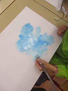 Peindre par petites touches