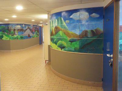 L'école Roger Gavage à Fontaines-St-Martin
