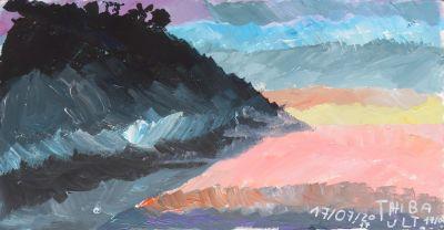 La peinture de Thibault