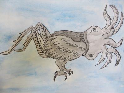 Créature des mers