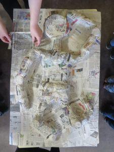 Arts plastiques à la maternelle