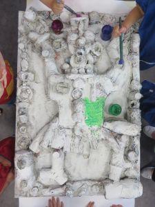 Arts visuels à l'école maternelle