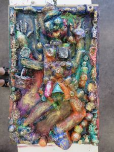 Projet d'arts visuels à l'école maternelle