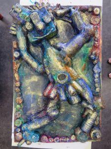 Le schéma corporel en sculpture