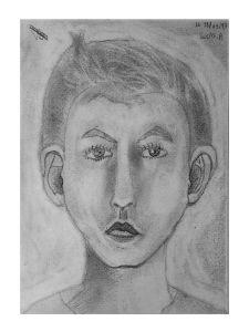 L'autoportrait de Lucas