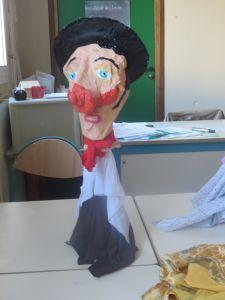 Marionnette de Gnafron