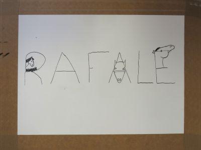 Un cheval nommé RAFALE