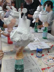 Atelier de création de marionnette