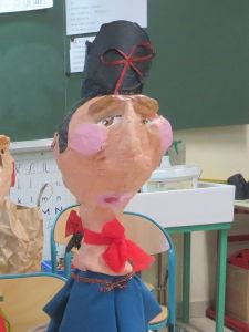 Fabriquer sa marionnette de Guignol