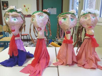 Des Madames Boulou