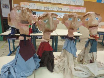 Marionnettes de Monsieur Lavinas