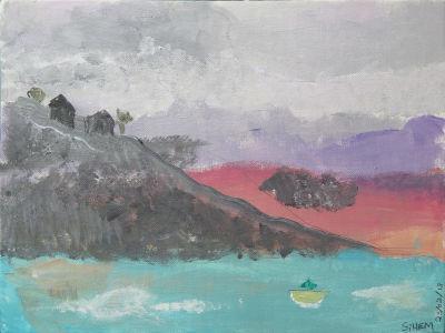 Le paysage inventé par Siham