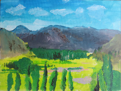 Le paysage de Tafseer