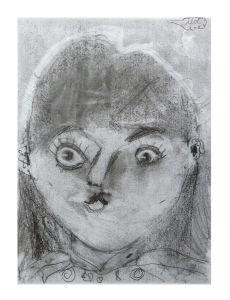 Autoportraits d'enfants à l'école