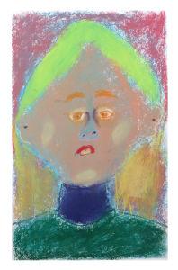 Peinture au pastel sec