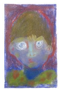 Portrait en couleur