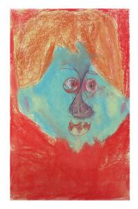 Peinture d'enfant en CP