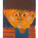 Autoportraits au pastel