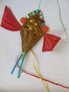 Cerf-volant de fête