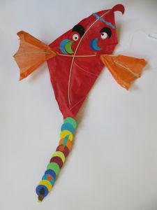 Cerf-volant dragon