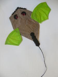 Chauve-souris aux ailes vertes