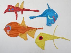 Cerfs-volants POISSONS