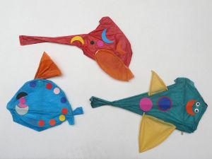 Créatures qui volent ou qui nagent