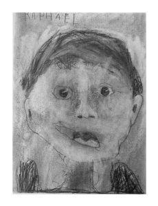 L'autoportrait de Raphaël