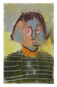 Un enfant peint par lui-même