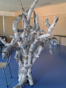 Fabriquer un arbre en volume