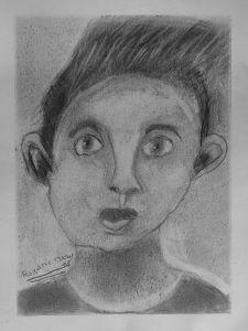 Le portrait de Rayane 11 ans