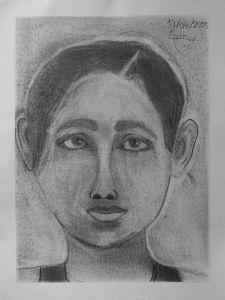 Le portrait de Eceme 10 ans