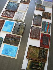 Exposition de fragments de rue