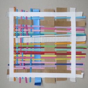 Tissag de bandes de papier