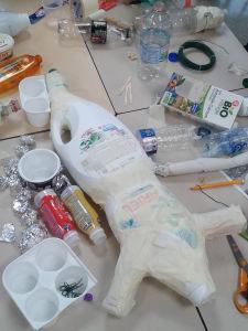 Créer à partir de déchets