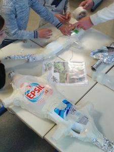 Arts plastiques à l'école