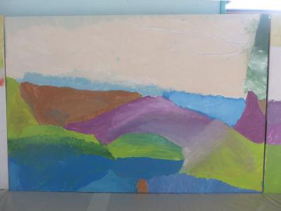 Peinture abstraite ?