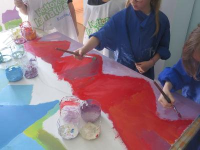 Créer un effet de relief avec les couleurs