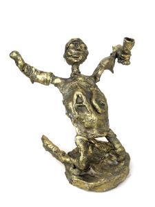 Figurine réalisée par un enfant