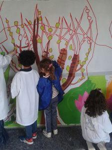 Collaboration entre les enfants