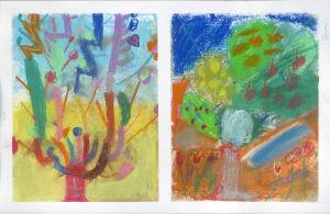 Les couleurs de l'été et du printemps