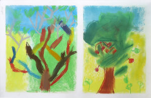 Apprendre à dessiner un arbre