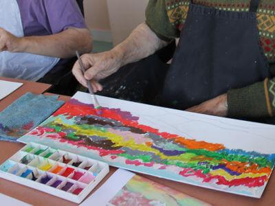 Prendre plaisir à peindre