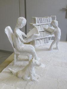 Scène de lecture