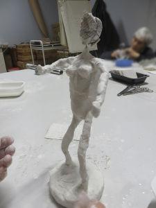 Modelage du corps
