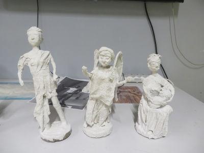 Atelier au musée gallo-romain de Lyon