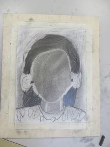 Tout dessiner sauf le visage