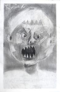 Méchamment en colère